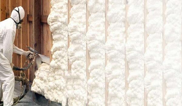spray foam - vitapur insulation products