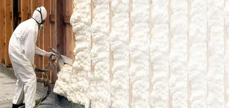 spray foam - vitapur insulation products